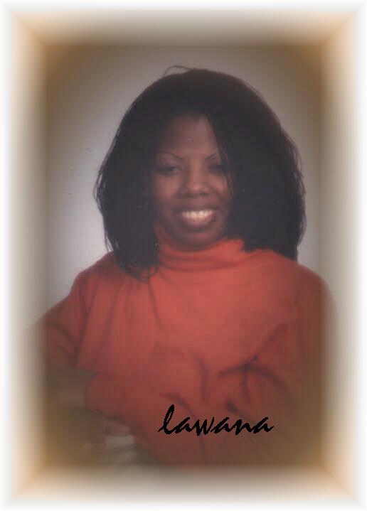 Hey! I'm Lawana!